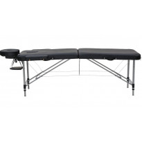 Hierontapöytä Core A200, musta