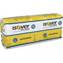 Äänieriste ISOVER Acoustic, 50x610x1310mm, 15.98m²/pkt