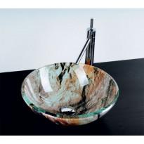 Lasiallas Interia Rock, pöytätasolle, 420 X 420 X 140 mm