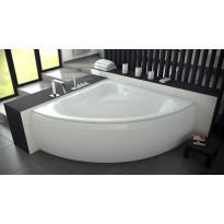 Kylpyamme Interia Mio 130, 140 l, 1300 x 1300 mm