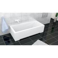 Kylpyamme Interia Modena 120, 126 l, 1200 x 700 mm