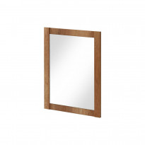 Peili Interia Classic Oak, 60x80x2 cm, tammi, Verkkokaupan poistotuote