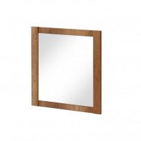 Peili Interia Classic Oak, 80x80x2 cm, tammi, Verkkokaupan poistotuote