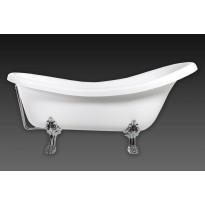 Kylpyamme Interia Odelle 160, 180 l, 1600 x 770 mm