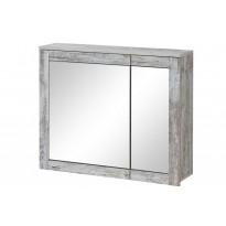 Peilikaappi Interia Provence, 85x70x20 cm, mänty antiikki
