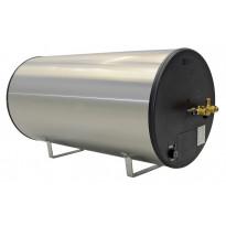 Lämminvesivaraaja Sauna VLS-150 S-RST 3 kW 3-V, vaakamalli, 150l