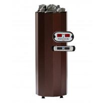 Sähkökiuas Hehku Atlas, 6.6kW, 6-10 m³, erillinen ohjaus, lämmin kupari