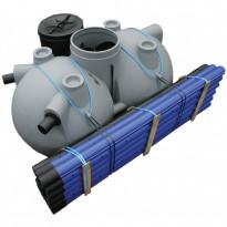 Imeytysjärjestelmä Jita II1,5m3
