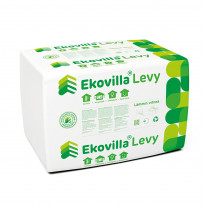 Puukuitueriste Ekovilla Levy, 150 mm