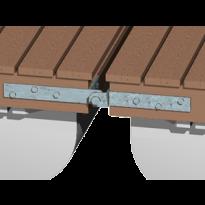 Laiturin jatkoliitosarja Inora