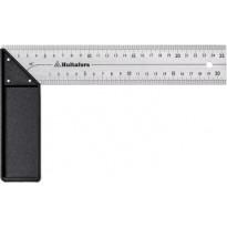Suorakulma V25S, 250mm, rst