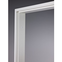 Karmi huullettu ovelle 9x21 92mm valkoinen