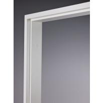 Karmi huullettu ovelle 10x21 92mm valkoinen