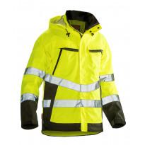 Sadetakki Jobman 1283, hi-vis, keltainen/musta