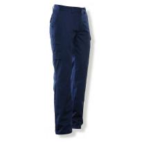 Reisitaskuhousut Jobman 2308, naisten malli, tummansininen
