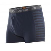 Alushousut Jobman 2576, dry-tech, tummansininen/musta