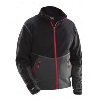 Takki Jobman 5162, flex, musta/punainen