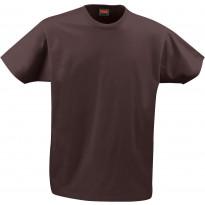 T-paita Jobman 5264, miesten malli, ruskea