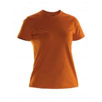 T-paita Jobman 5265, naisten malli, oranssi