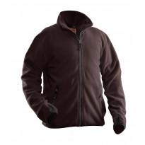 Fleecetakki Jobman 5501, ruskea