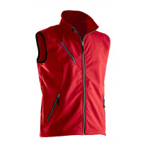 Liivi Jobman 7502, softshell, punainen