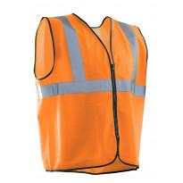 Huomioliivi Jobman 7586, hi-vis, oranssi