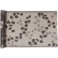 Laudeliina Tuuli, 45x160 cm, luonnonväri/musta