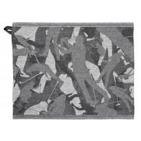 Liina Jokipiin Pellava Swing, 45x55cm, valkoinen/musta