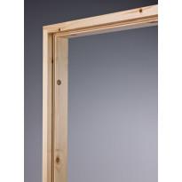 Mäntykarmi 7-9x21 ja 7-9x19 lakattu, Jeld-Wen 601, tiivistetty, 92 mm