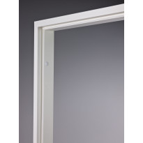 Karmi maalattu Jeld-Wen 603, tiivistetty, 7-10x21, 92 mm, valkoinen