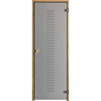 Saunanovisetti Swedoor Purity Vertico 7-9x19 nuppivedin
