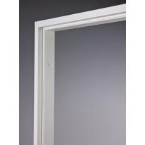 Karmi maalattu Jeld-Wen 603, tiivistetty, 92 mm, valkoinen