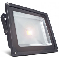 LED-valonheitin Bright Solar, IP65, 30W, 6000K, 2250lm