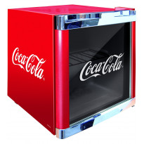 Coca-Cola jääkaappi Scancool Cool Cube, 68L