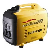 Aggregaatti Kipor, digital  IG2600 2,6kW, salkkumalli