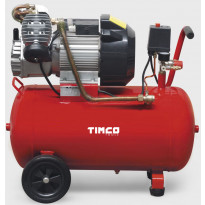 Kompressori Timco, 50L 3HP, V-lohko