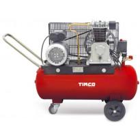 Kompressori Timco, 50 L 2HP, hihnavedolla