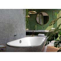 Kylpyamme Kaldewei Classic Duo Oval, upotettava, eri kokoja, valkoinen