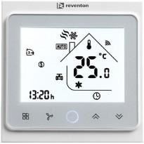 Huonetermostaatti Reventon HMI ohjelmoitava, 3S lämpöpuhaltimille