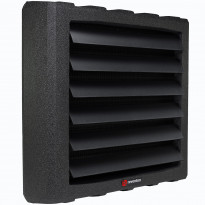 Lämpöpuhallin Reventon HC35-3S, 30.3kW, musta