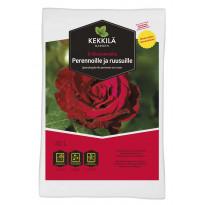 Erikoismulta Kekkilä perennoille ja ruusuille 60 säkkiä x 40l/lava, 2400 litraa