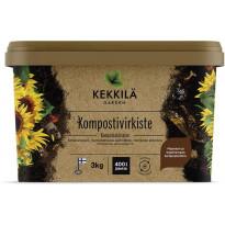 Kompostivirkiste Kekkilä, 3kg