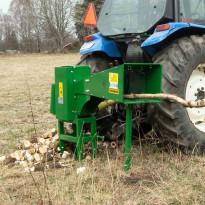 Klapikone Kellfri, traktorikäyttöinen, 25 cm