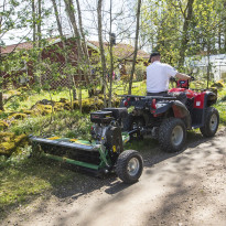 ATV leikkuri Kellfri, 120 cm