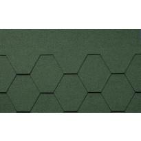 Kattolaatta Kerabit K+, vihreä, 3m²/pkt