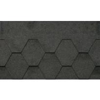 Kattolaatta Kerabit K+, harmaa, 3m²/pkt