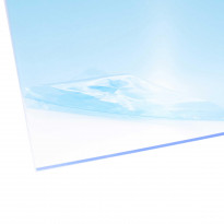 Akryylilevy Keraplast 1x2m, 3.0mm, kirkas