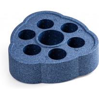 Kelluva juomateline Kirami Tubbar 2, sininen