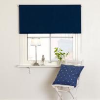 Rullaverho Kirsch, 120x165cm, pimentävä, sininen