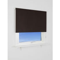 Rullaverho Kirsch, 200x165cm, pimentävä, ruskea